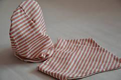 Detské čiapky - Detský set čiapka a šatka - 11679499_