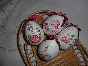 Dekorácie - Veľkonočné vajíčko - 11679036_