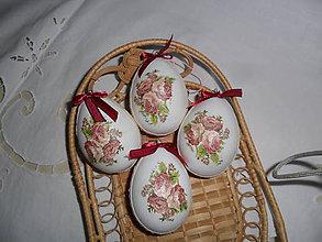 Dekorácie - Veľkonočné vajíčko - 11679046_