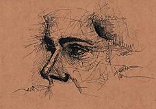 Kresby - Zahľadená - 11681857_