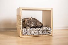 Pre zvieratká - Domček pre mačky - 11681003_