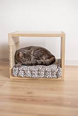 Pre zvieratká - Domček pre mačky - 11681005_