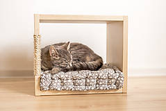 Pre zvieratká - Domček pre mačky - 11681006_