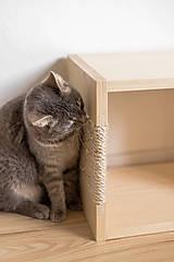 Pre zvieratká - Domček pre mačky - 11681007_