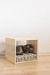 Pre zvieratká - Domček pre mačky - 11681009_