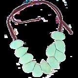 Náhrdelníky - Esmeralda - 11683046_