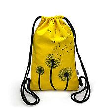 Batohy - Softshellový ruksak DANDELION - 11681110_
