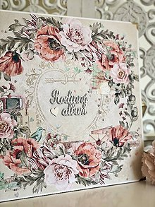 Papiernictvo - Rodinný album - 11683599_