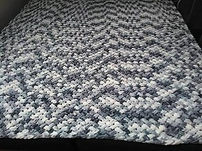 Úžitkový textil - Prehoz - deka - 11685487_