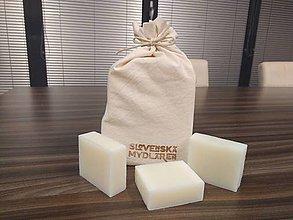 Drogéria - Ekologické pranie: 1 kg prírodných mydiel - 11683976_