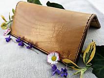 Peňaženky - Veľká priehradková peňaženka Fuksa - 11684436_