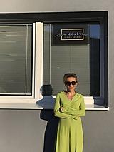 Šaty - Šaty v neóne - 11684145_