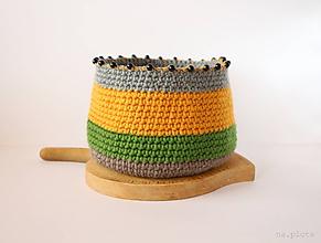 Košíky - s trochou horčice - 11686995_