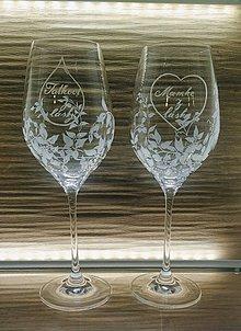 Nádoby - Gravirovane poháre na zákazku - 11685520_