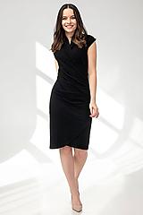 Šaty - ŠATY WRAP  (M) - 11687380_