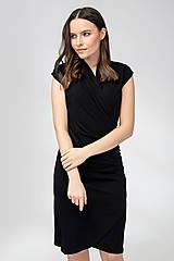 Šaty - ŠATY WRAP  (M) - 11687385_