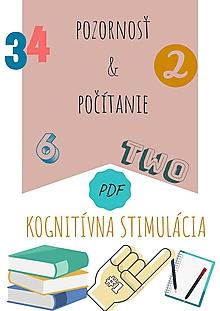 Hračky - e-Kognitívna stimulácia Pozornosť & Počítanie ebook - 11686117_