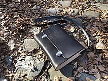 Veľké tašky - AKCIA! Messenger bag - Wooden Life No.86 - 11686351_