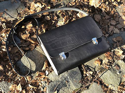 AKCIA! Messenger bag - Wooden Life No.86