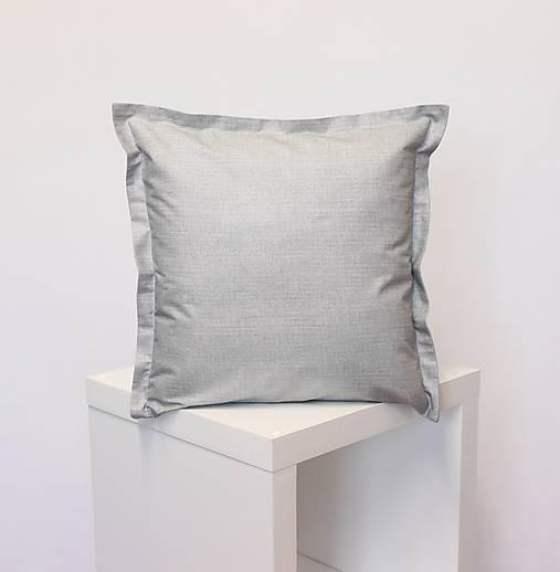 obliečka Sivá režná (3veľkosti)