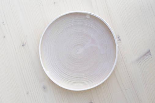 Nádoby - kameninový tanier - 11688032_
