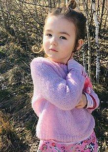 """Detské oblečenie - svetrik pre dievcatko """"NUNU"""" - 11687826_"""