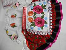 """Detské oblečenie - FLORAL FOLK """" Slovenská ornamentika """" detský folklórny kroj na želanie - 11690913_"""