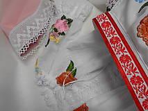 """Detské oblečenie - FLORAL FOLK """" Slovenská ornamentika """" detský folklórny kroj na želanie - 11690924_"""