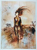 Obrazy - Woman I - 11690535_