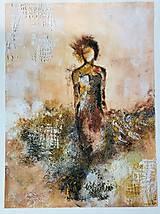 Obrazy - Woman II - 11690558_