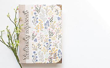 """Papiernictvo - Včelársky zápisník - """"I.B."""" - 11690962_"""