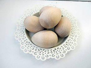 Polotovary - Drevené vajíčko - 11694016_