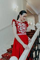 Šaty - madeirové šaty Poľana - 11692935_