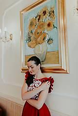 Šaty - madeirové šaty Poľana - 11692936_