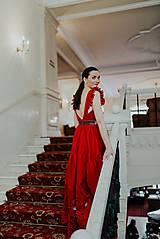 Šaty - madeirové šaty Poľana - 11692937_