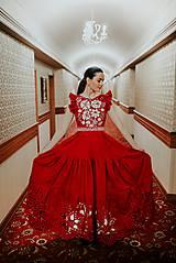 Šaty - madeirové šaty Poľana - 11692938_