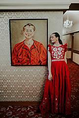Šaty - madeirové šaty Poľana - 11692940_