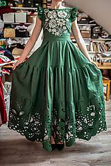 Šaty - madeirové šaty Poľana - 11692949_