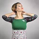 Tričká - Tričko Green Meadow - 11692281_