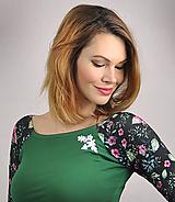 Tričká - Tričko Green Meadow - 11692285_
