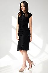 Šaty - Šaty WRAP - 11692517_