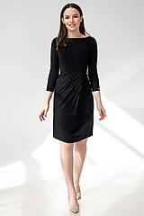 Tehotenské/Na dojčenie - Tehotenské šaty ALICIA /na dojčenie - 11692600_