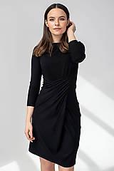 Tehotenské/Na dojčenie - Tehotenské šaty ALICIA /na dojčenie - 11692602_