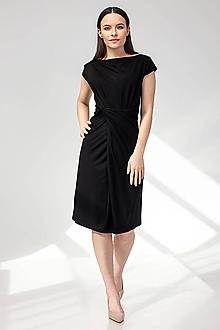 Tehotenské/Na dojčenie - Tehotenské šaty ALICIA /na dojčenie - 11692508_