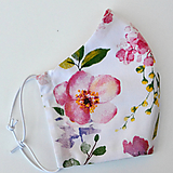 Nezaradené - Rúško jabloňový kvet - 11691624_