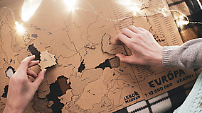 Hračky - Mapucle Európa - 11692131_