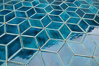 Dekorácie - Obkladačky Diamanty- veľké - 11695662_