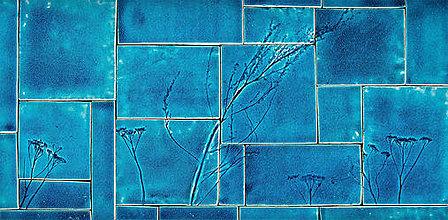 Dekorácie - Keramická mozaika - 11696008_