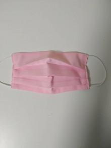 Rúška - Textilné rúško na tvár - 11696935_