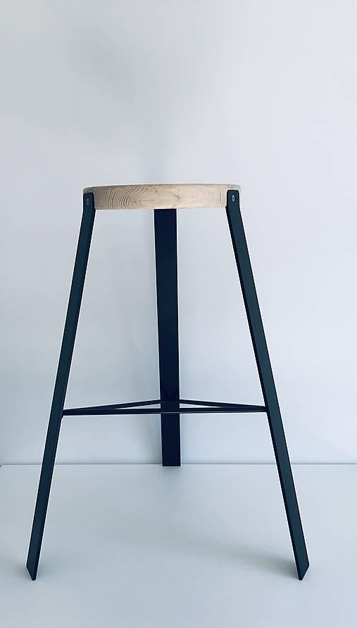 Predám barové stoličky (Čierna)